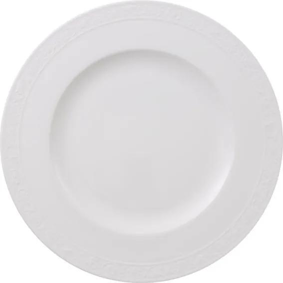Plytký tanier 27 cm White Pearl