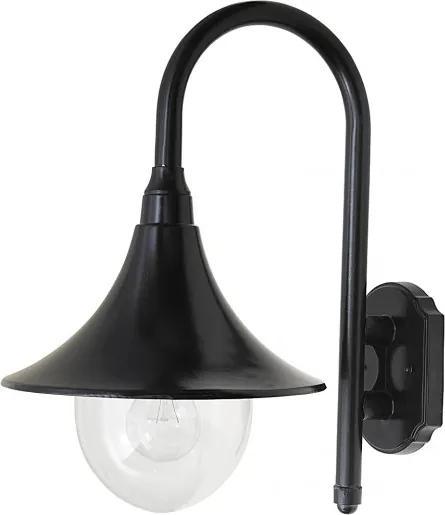 Rábalux 8245 Vonkajšie Nástenné Lampy čierny E27 1X MAX 100W 245 x 442 mm