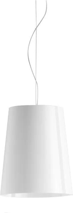 Závěsné světlo Pedrali L001S/A, bílá L001S/A_BI Pedrali