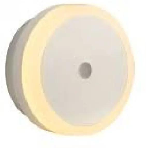 Globo 31938 Nástenné Nočné Svietidlá Enio biely plast A