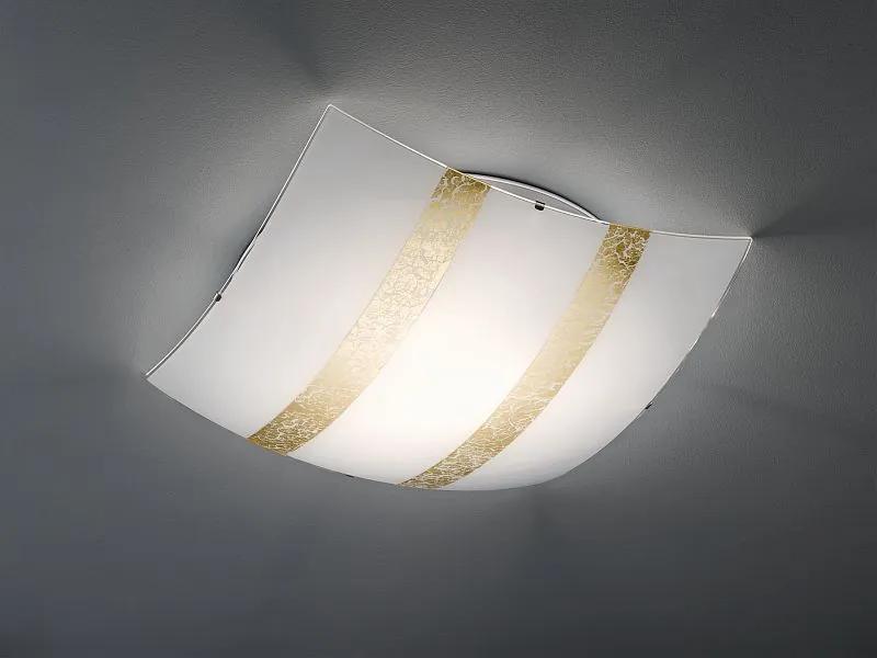 TRIO 608700379 Nikosia stropné svietidlo E27 3x40W