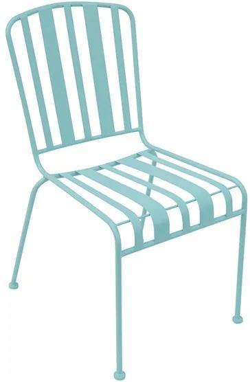 LEITMOTIV Zelená exteriérová stolička Lines