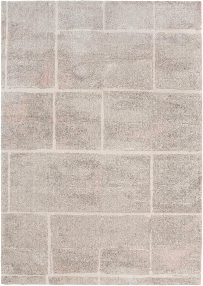 Kusový koberec Miami béžový, Velikosti 120x170cm