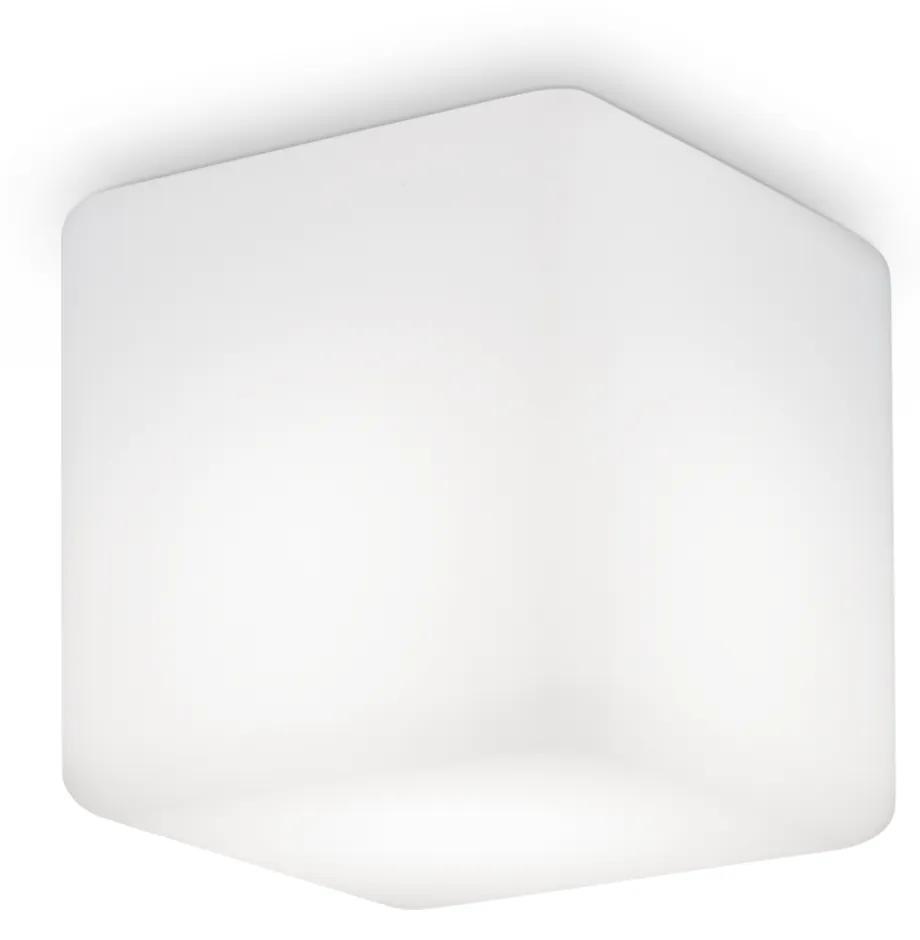 Exteriérové stropné svietidlo Ideal lux 213200 LUNA PL1 SMALL 1xG9 5W čierna IP44