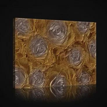 Obraz na plátne obdĺžnik - OB0987 - Ruže 100cm x 75cm - O1