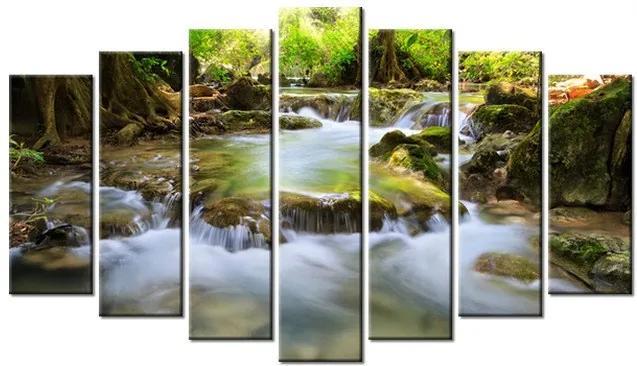 Tlačený obraz Horský prameň 140x80cm 1276A_7B