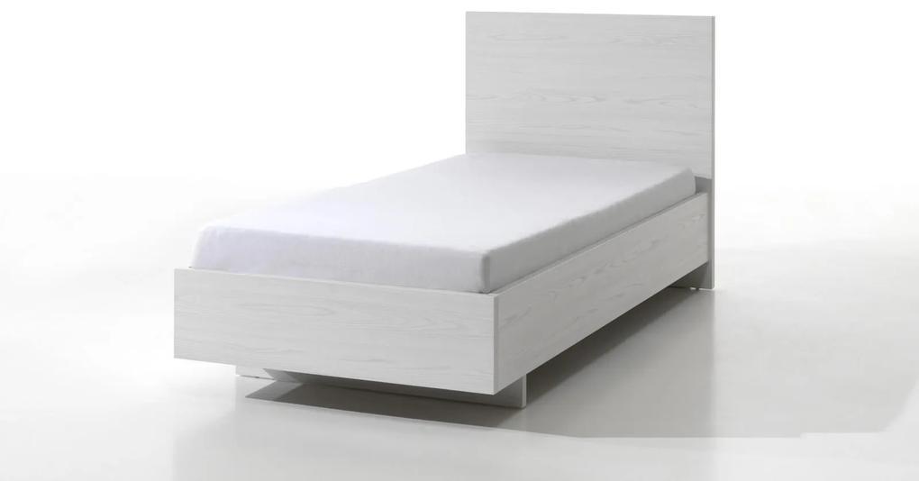 Študentská posteľ Helga 120 - moonlight oak