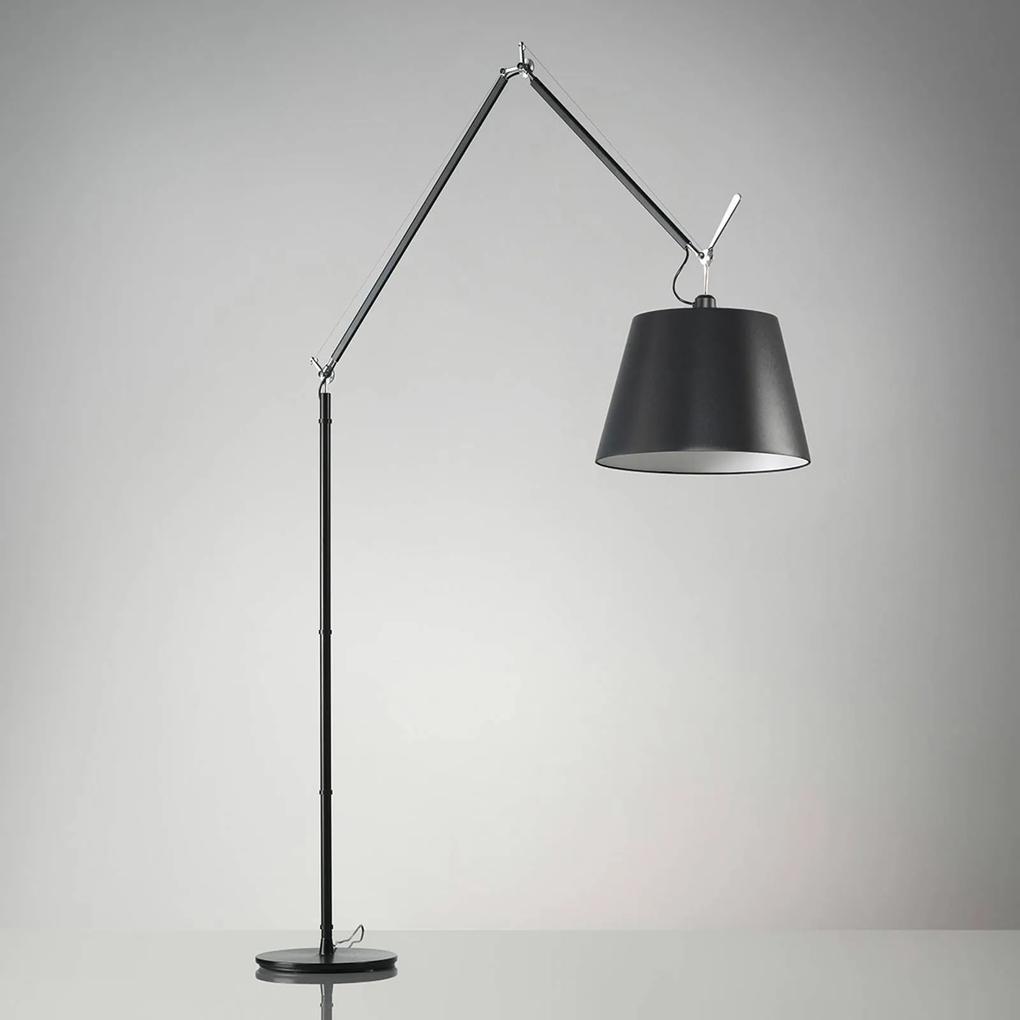 Stojaca lampa Artemide Tolomeo Mega 2.700K Ø 36 cm