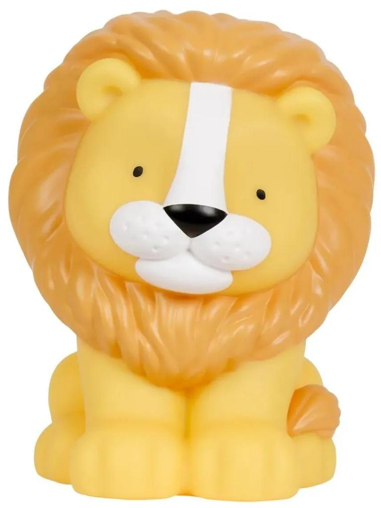 A Little Lovely Company Nočné LED svetielko Lion