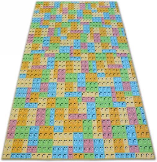 Detský koberec LEGO - 100x150 cm