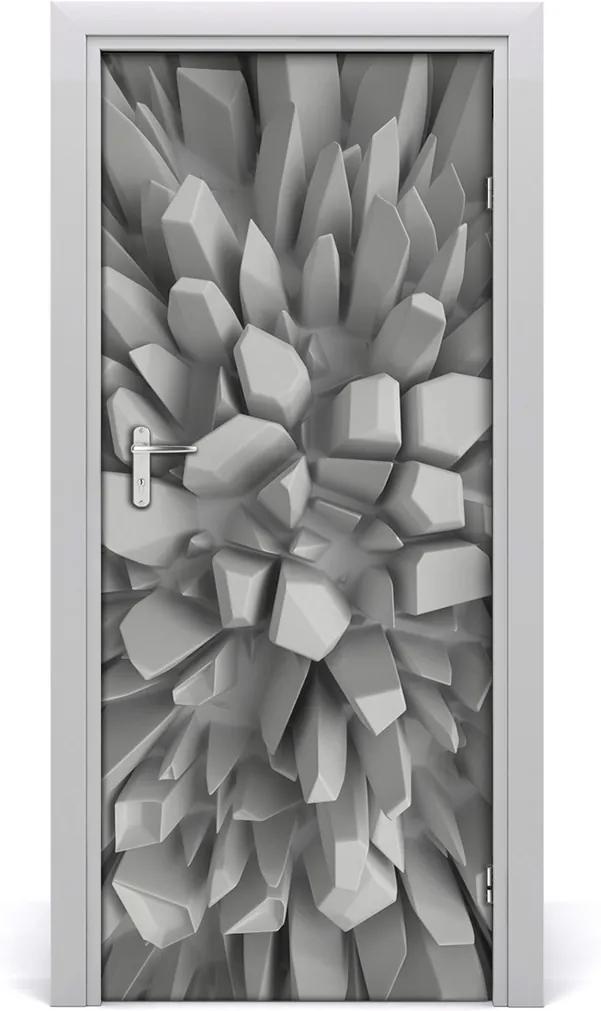 Samolepící fototapeta na dveře Abstrakce 3d