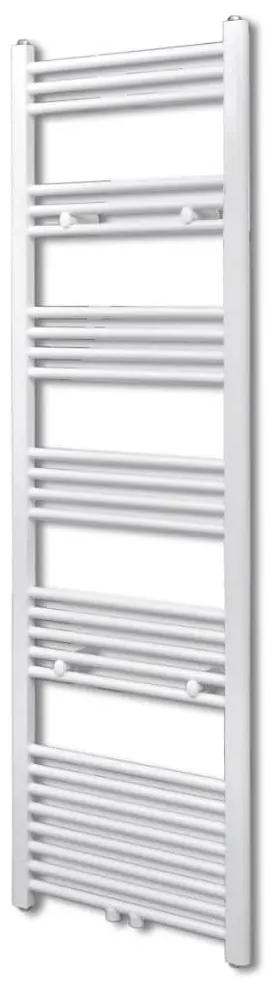 vidaXL Rebríkový radiátor na centrálne vykurovanie, rovný 500 x 1732 mm