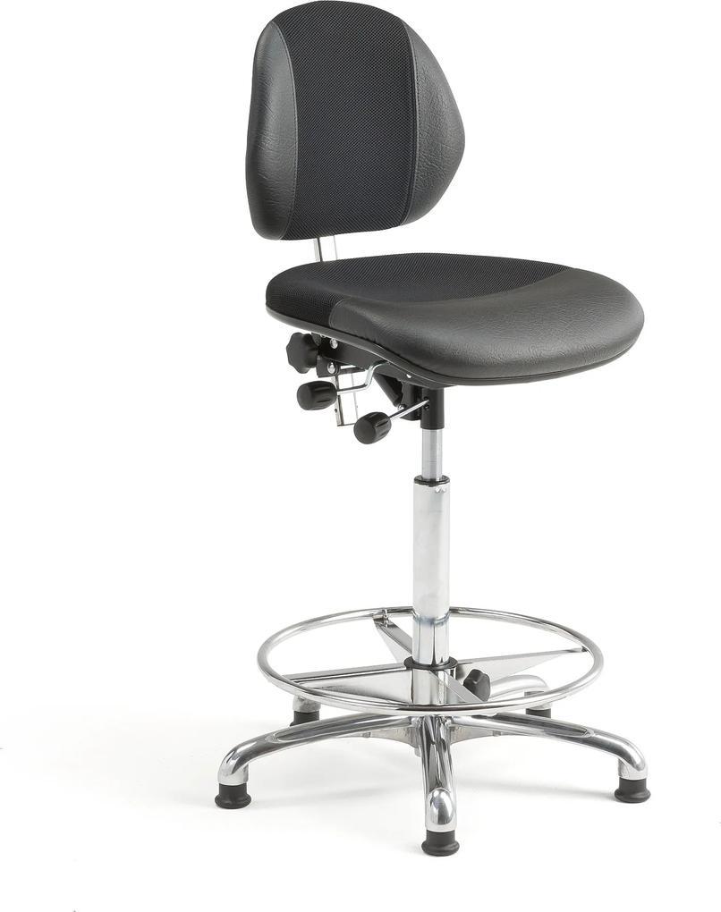 c80963d19ed1 Pracovná dielenská stolička Sydney