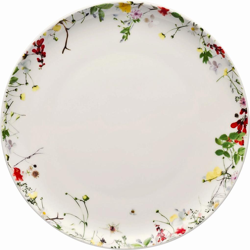 Rosenthal Brillance Fleurs Sauvages dezertný tanier, 21 cm
