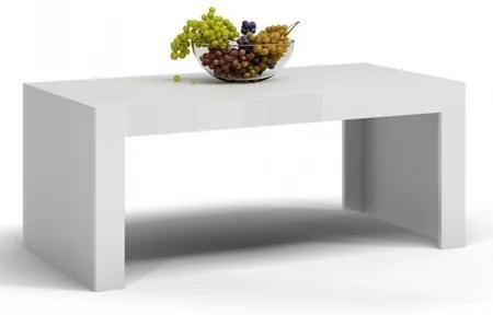 Konferenčný stolík DEKO D1 biela lesk