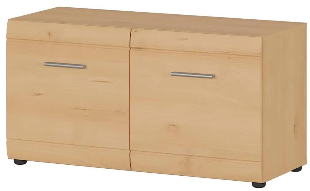 Germania Botník Adana 95,9x38,8x50,2 cm bukový dizajn