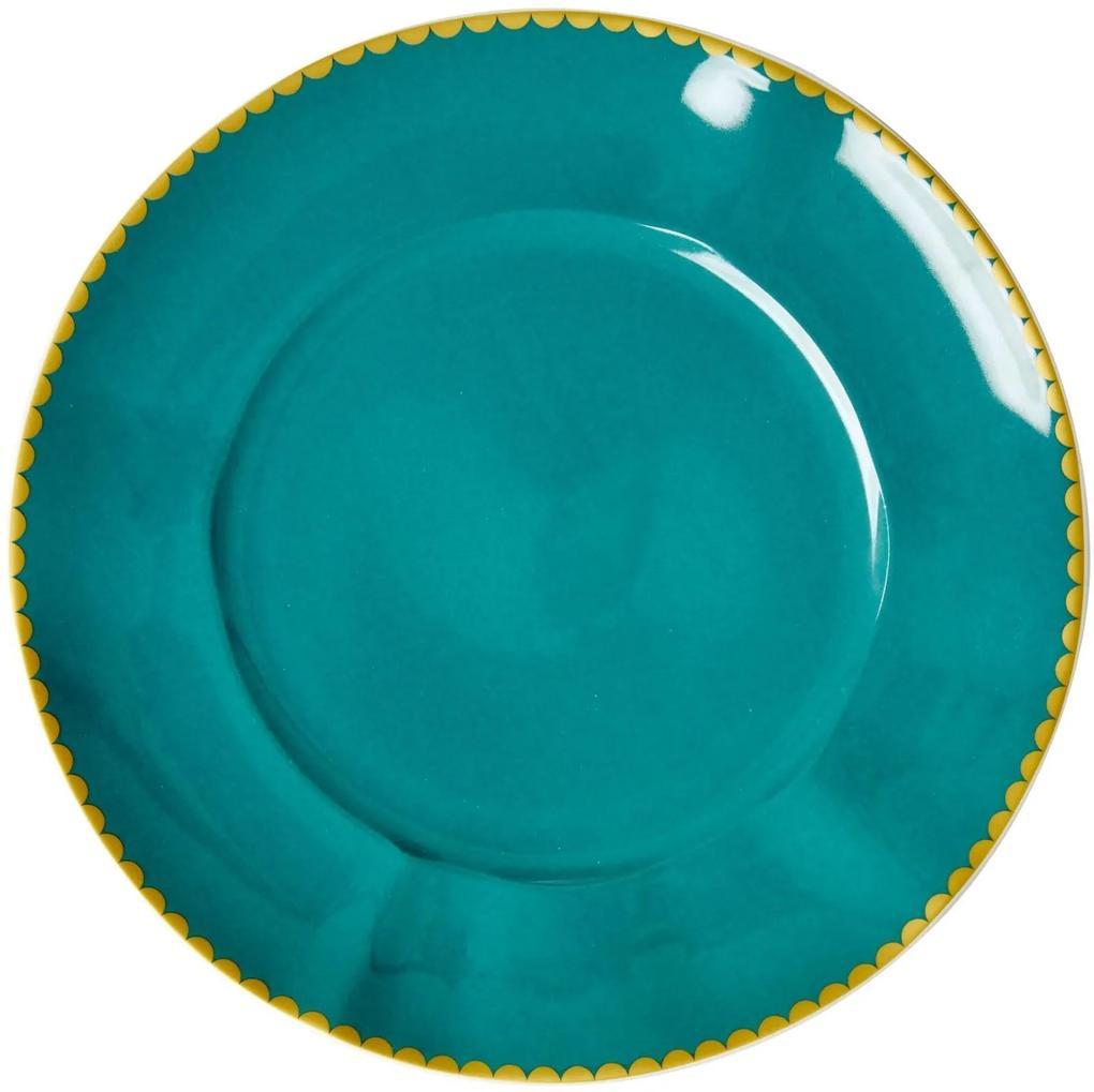 rice Porcelánový tanier Jade ⌀ 23 cm