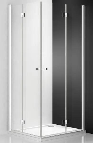 Roltechnik Tower line TZOP1 800 brillant/transparent
