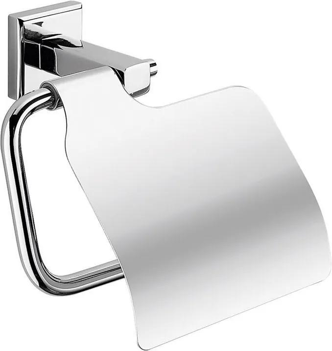 Colorado 6925 držiak toaletného papiera s krytom, chróm