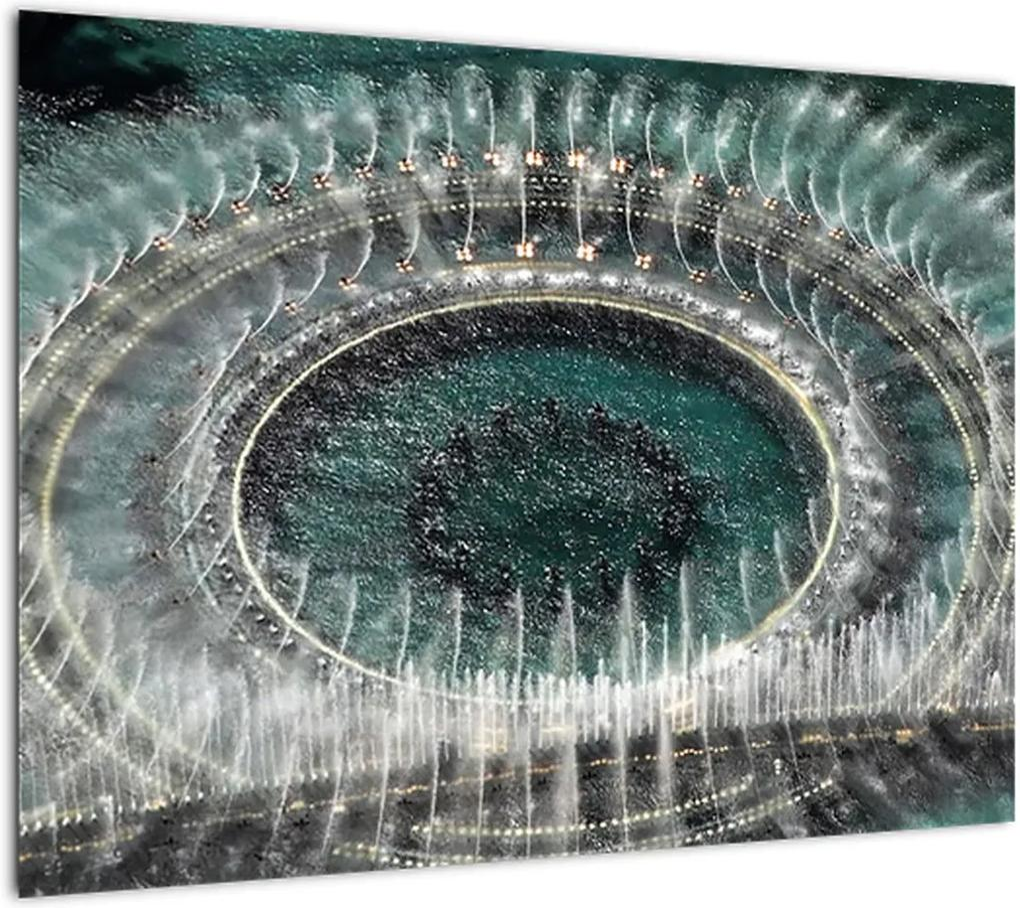 Obraz fontány (70x50 cm), 40 ďalších rozmerov