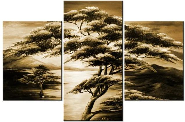 Tlačený obraz Silné stromy 90x60cm 1515A_3B