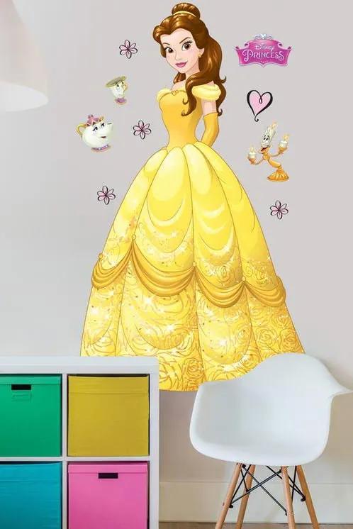 Veľká samolepka Walltastic - Bella 70 x 122 cm