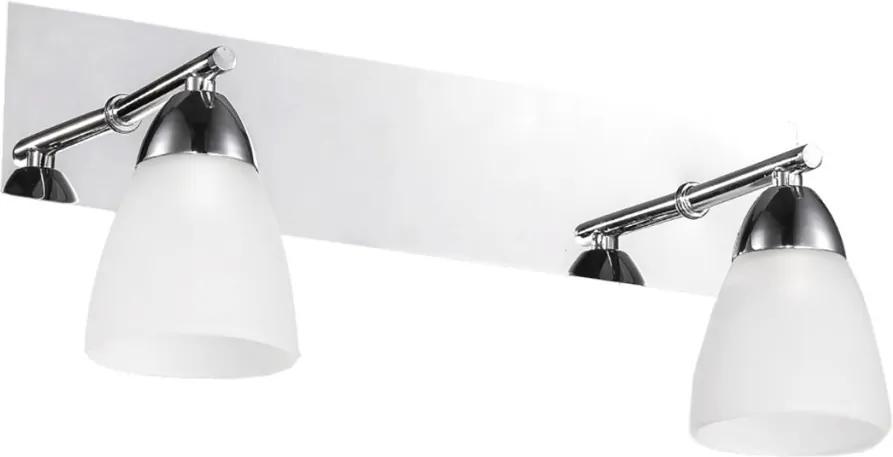PREZENT 65018 Enora nástenné svietidlo k zrkadlu G9 2x33W IP20