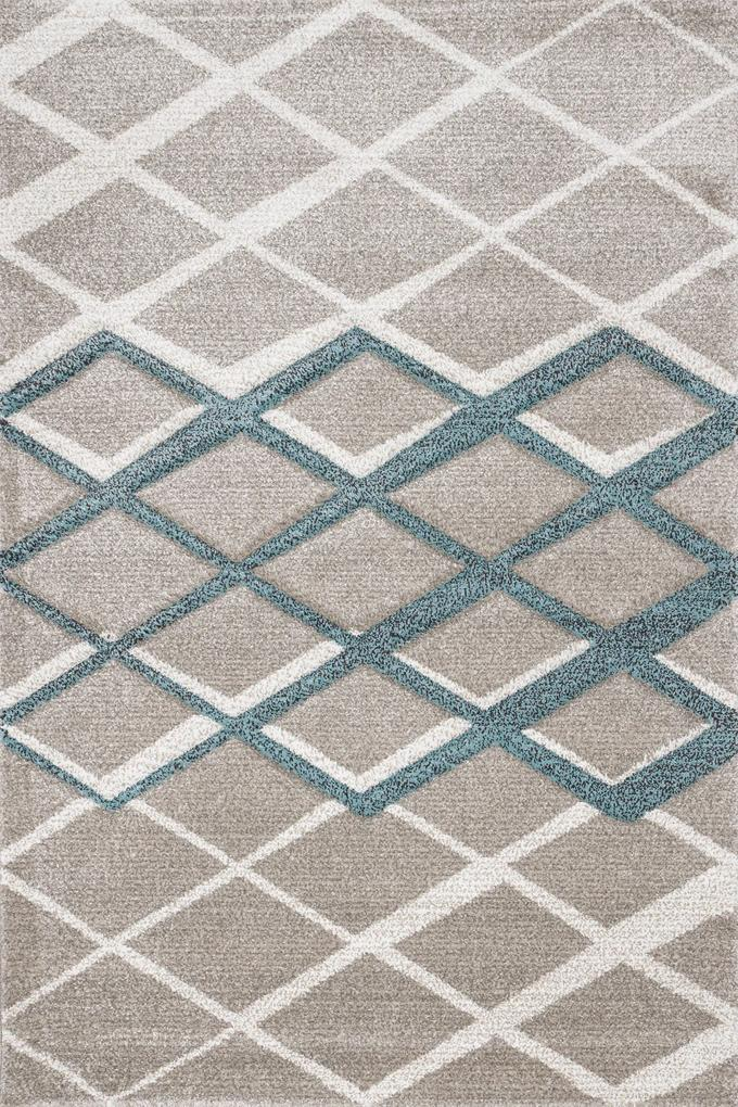 Sintelon koberce Kusový koberec Vegas Home 48/BKB - 66x110 cm
