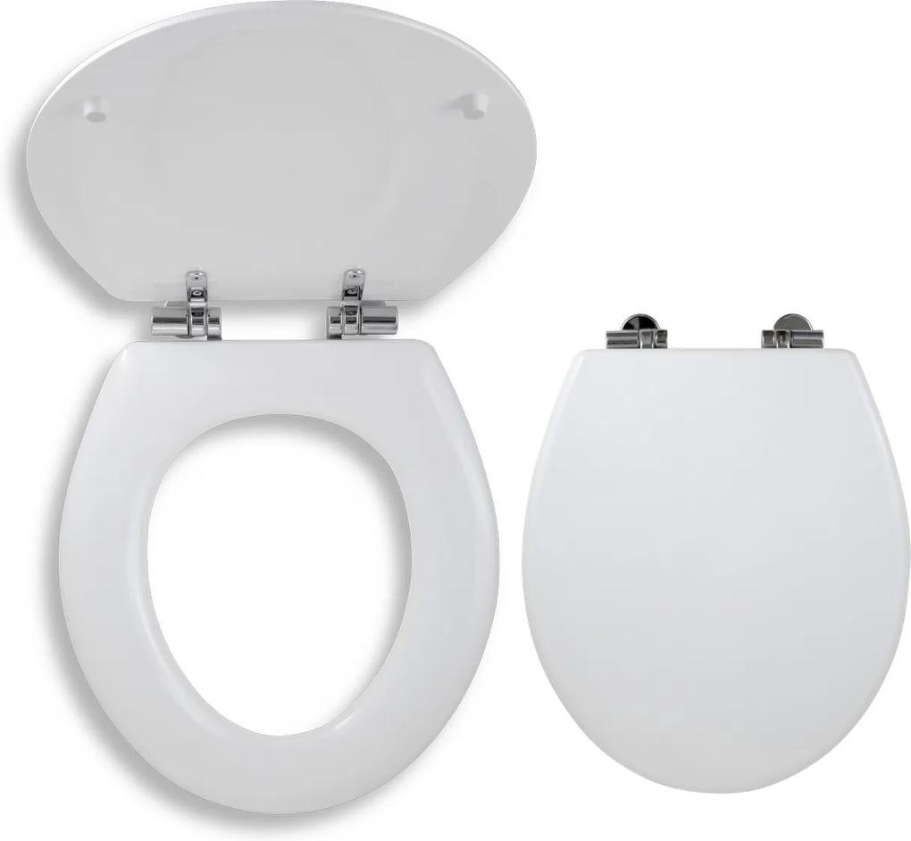 Novaservis WC/SOFTLYRA sedátko na WC tvarované drevo softclose