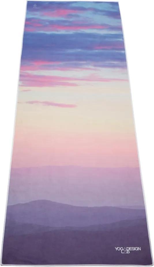 Uterák na jogu Yoga Design Lab Hot Sunrise, 340 g
