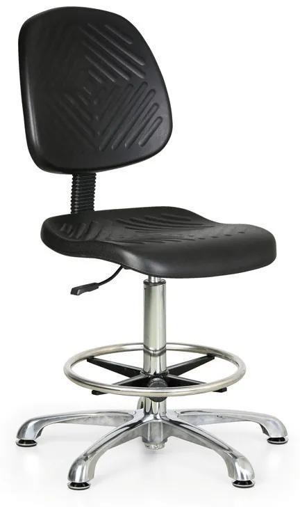 Pracovná stolička vysoká
