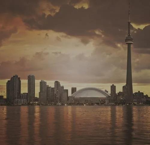 Luxusné vliesové fototapety, rozmer 279 cm x 270 cm, Toronto, P+S International CL10C