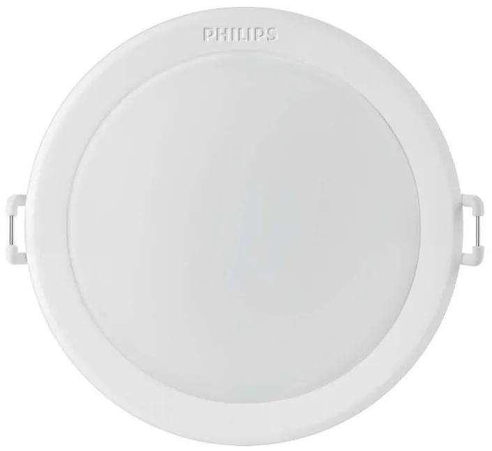 Philips 59203/31/P3 Zápustné LED svietidlo Meson 10W, 230V, 1300lm, priemer 14cm, 4000K