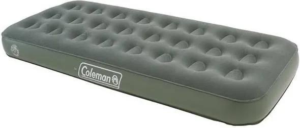 Coleman COMFORT BED SINGLE® sivá/zelená