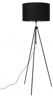 Stojací lampa ZUIVER LESLEY, black Zuiver 5100076