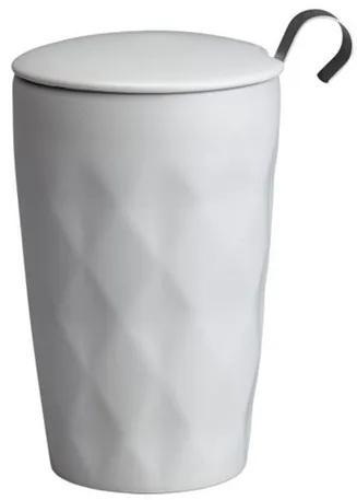 Termohrnček s čajovým sitkom Crystal