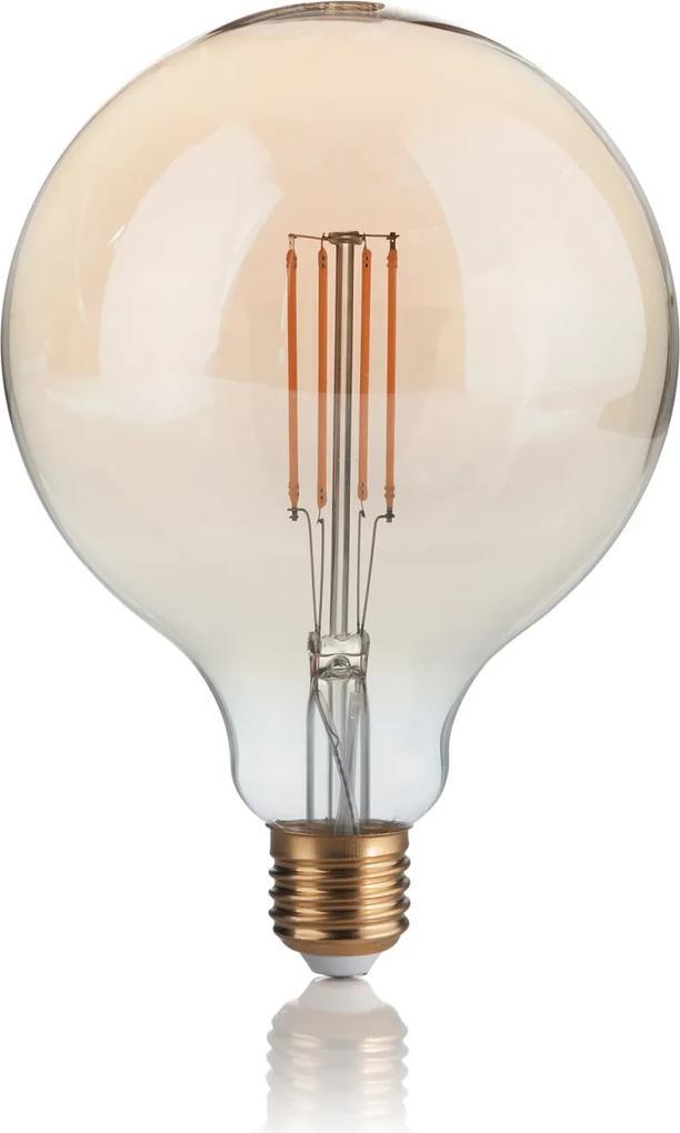 Retro LED žiarovka G120 E27 2200K