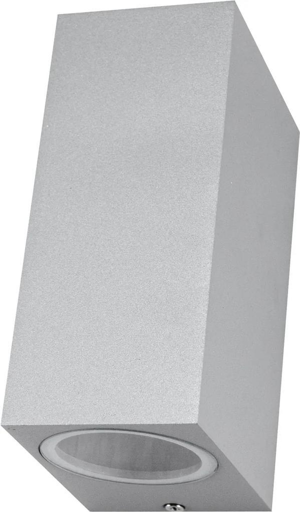 Palnas 66001395 HUGO exteriérové nástenné svietidlo 2xGU10 35W