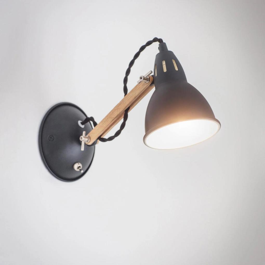 Garden Trading Nástenná lampa Bermonsdey