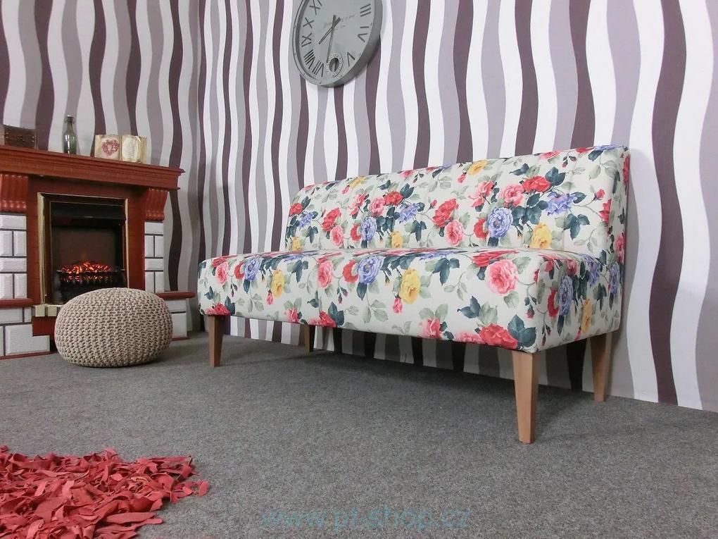 (1956) ALISE - Kvetinová pohovka