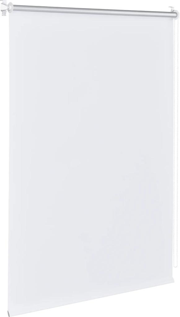 [neu.haus]® Klasická roleta - 100 x 175 cm - biela - tienenie - bez vŕtania