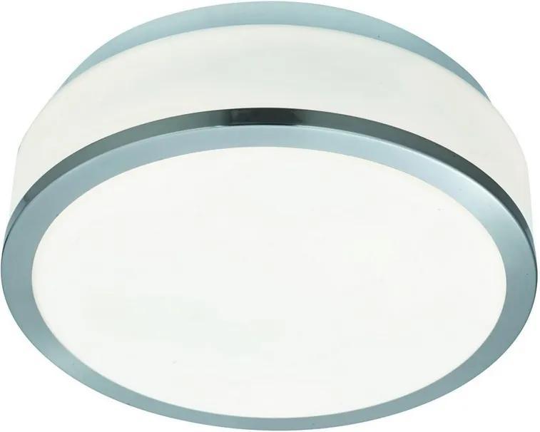 Searchlight 7039-28SS BATHROOM stropné kúpeľňové svietidlo 2xE27 IP44