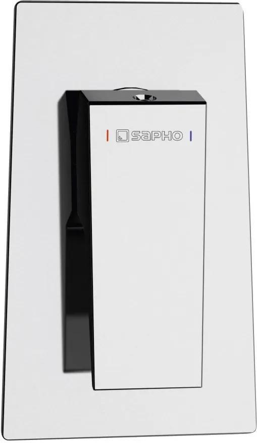 Morada MR41 podomietková sprchová batéria, 1 výstup, chróm