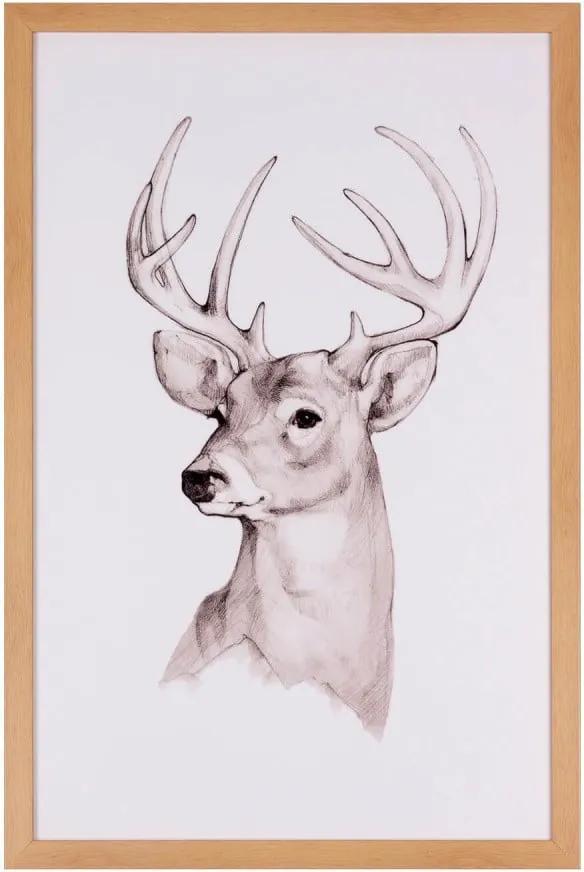 Obraz sømcasa Deerisimo, 40 × 60 cm