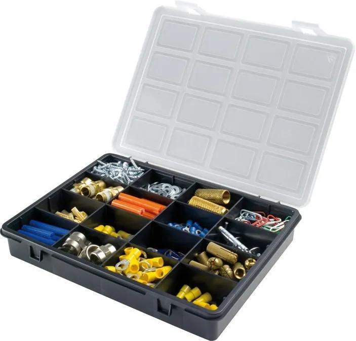 9a7d48da7f Artplast Plastové kufríky na drobný materiál