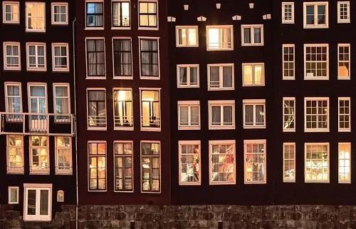 Luxusné vliesové fototapety, rozmer 418,5 cm x 270 cm, Amsterdam, P+S International CL03A