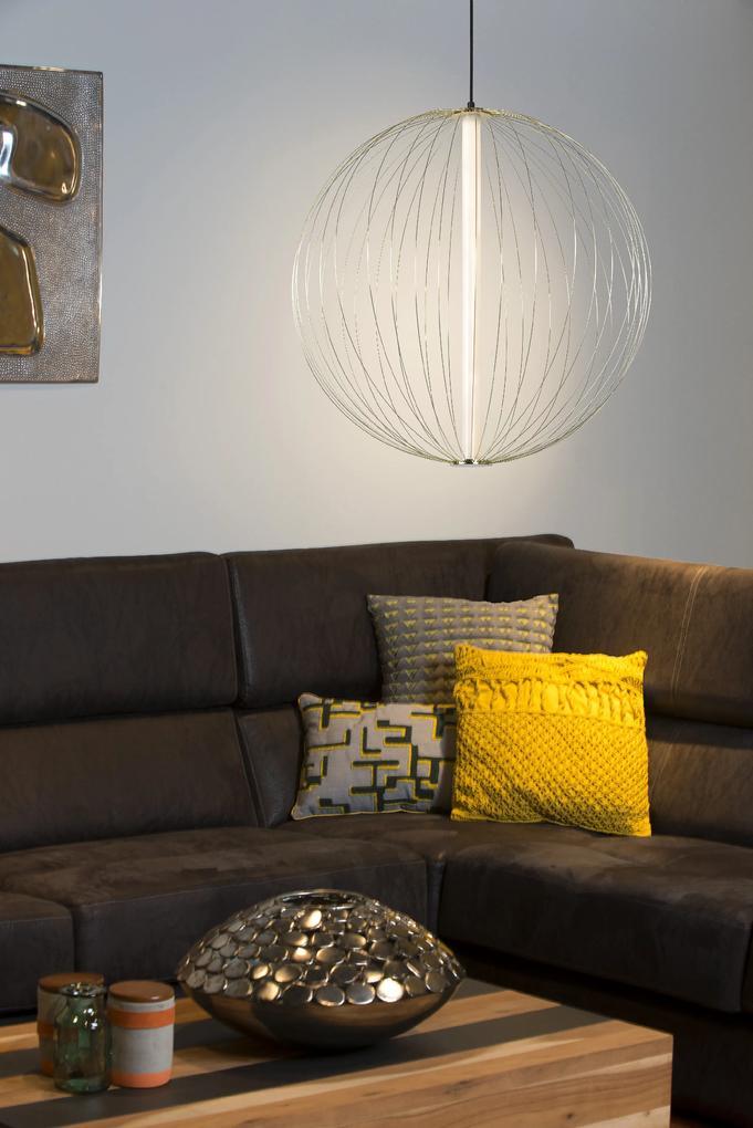 CARBONY LED - 1x10W 2700K - Brass