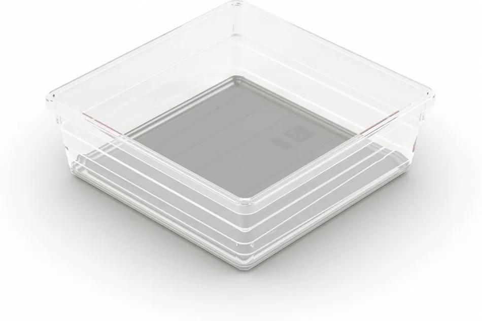 KIS Úložný box SISTEMO 6 - 15x15x5cm šedý