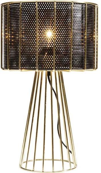 KARE DESIGN Stolná lampa Wire Bowl