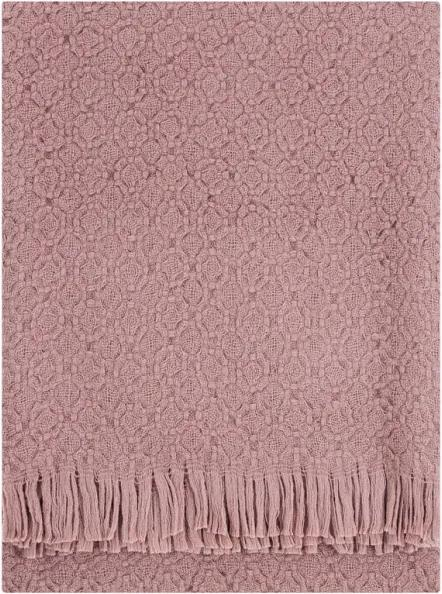 Vlnená deka Corona Uni 130x170, ružová Lapuan Kankurit